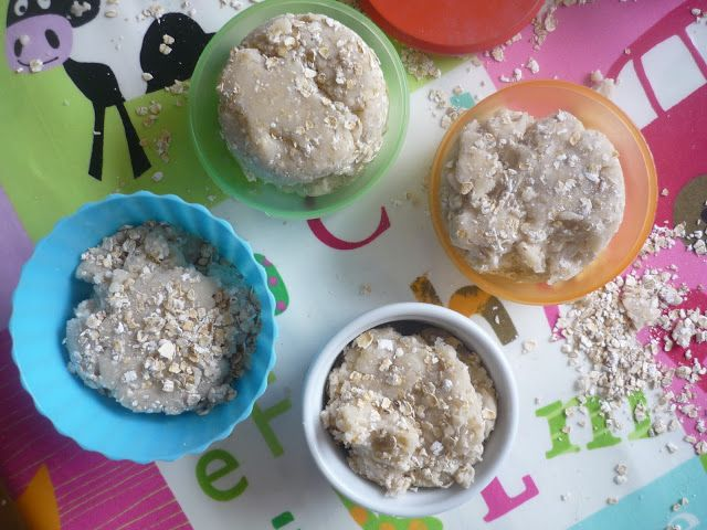 Porridge Oats Playdough! - The Imagination Tree