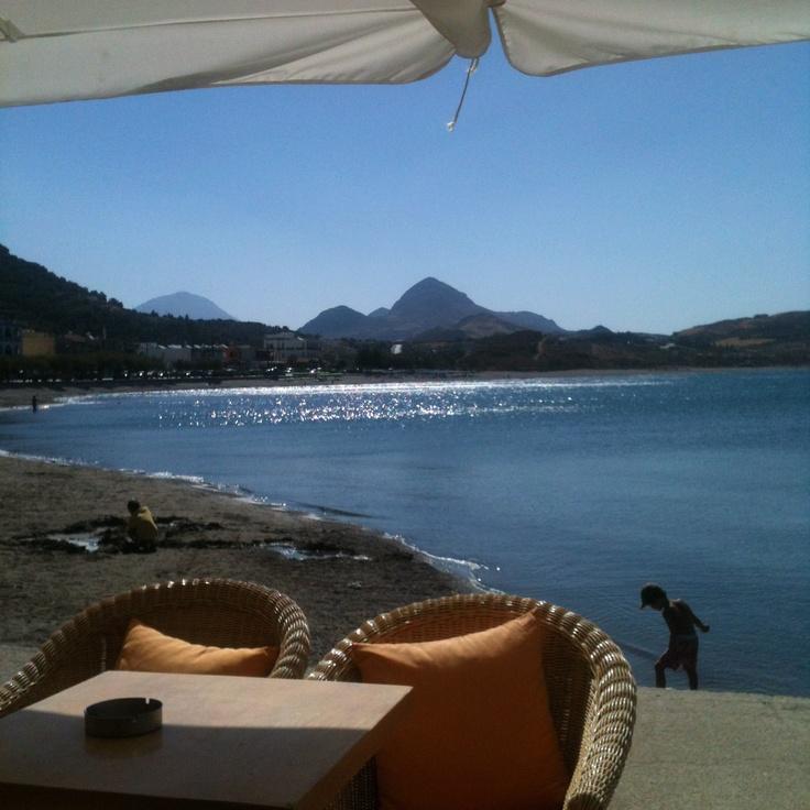 Lovely breakfast #plakias #crete #greece
