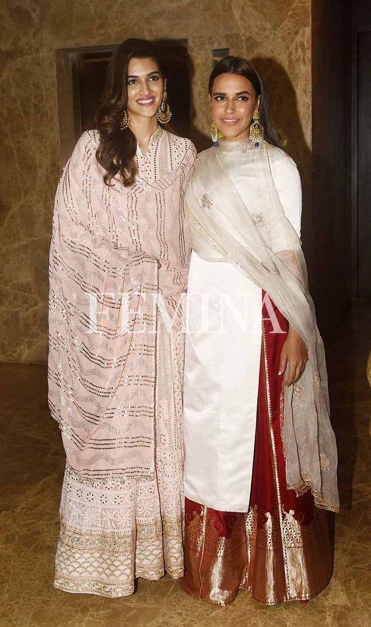 Kriti Sanon & Neha dhupia