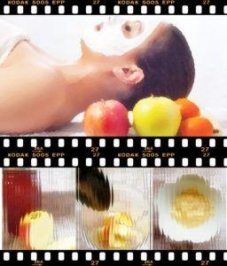 Manfaat Cuka Dan Masker Apel Untuk Kesehatan Wajah Berjerawat