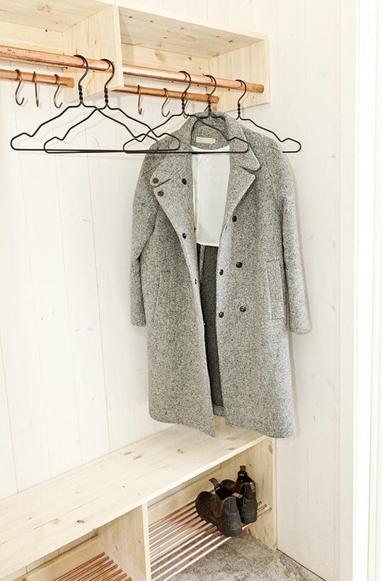 68 best diy wardrobe images on pinterest Best wardrobe storage solutions