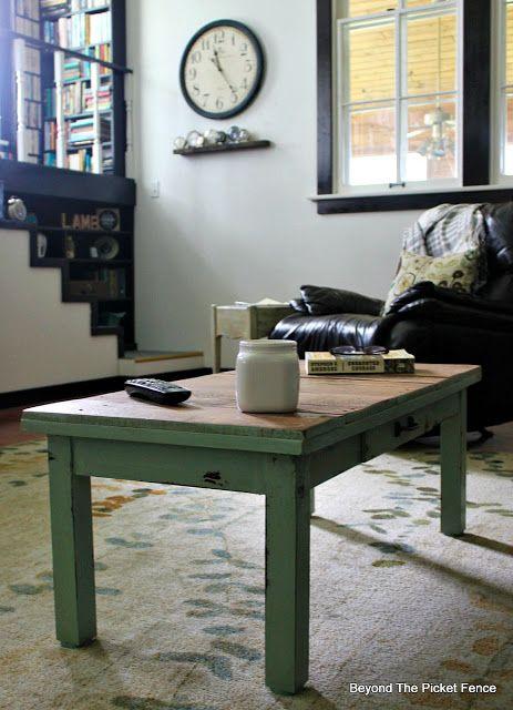 Coffee Table Transformation Http Goo Gl Hf68fg