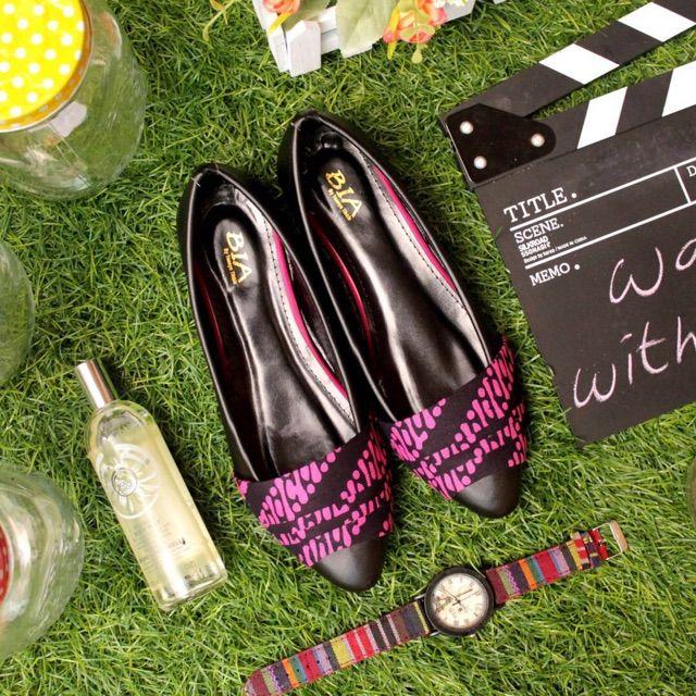 Saya menjual Flatshoes BIA - Aletta Black Pink seharga Rp179.000. Dapatkan produk ini hanya di Shopee! https://shopee.co.id/sylviaoryza/145524021 #ShopeeID