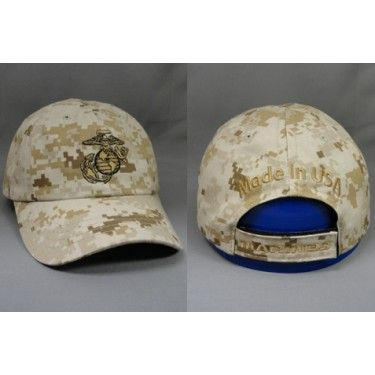 Marine Corps Hats - Made in the USA