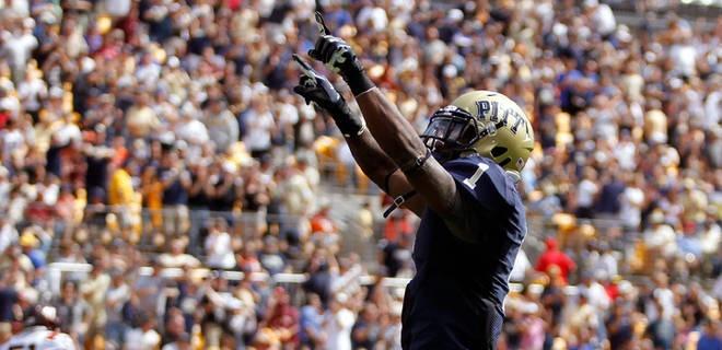 Pittsburgh upsets No. 13 Virginia Tech - College Football News | FOX Sports on MSN