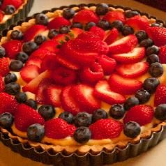 Fresh Fruit G-F Dessert for Canada Day and Independence Day - InfoBarrel