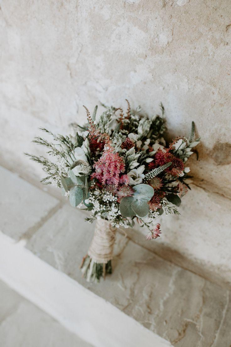 Scheune bei der Upcote Hochzeit Rustikal u. Entspannte Landschaft Cotswolds – …   – Blumenkranz Ideen
