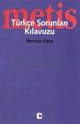 """Necmiye Alpay, """"Türkçe Sorunları Kılavuzu"""" ve """"Dilimiz, Dillerimiz"""" http://buyukbalik.blogspot.com.tr/2014/10/necmiye-alpay-ve-dil-sorunlar-hakkndaki.html"""