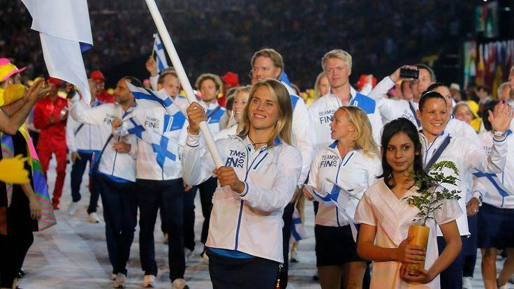 Kuva: SERGEY ILNITSKY. Finland Team Rio 2016