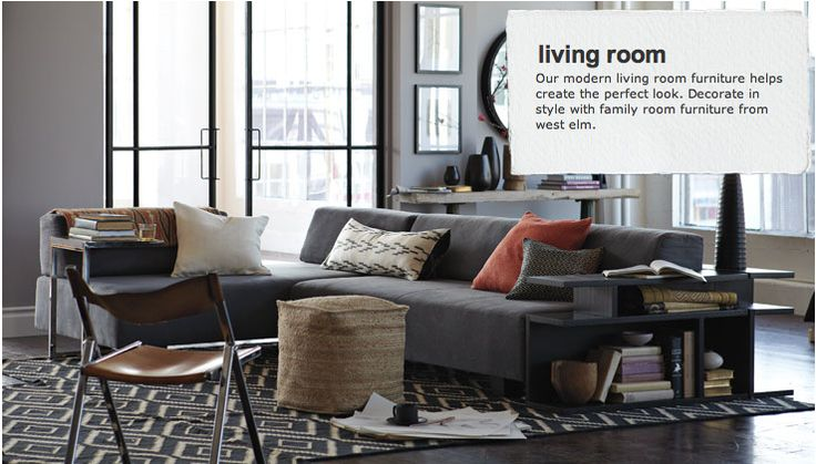 autumnal detail living rooms west elm and search. Black Bedroom Furniture Sets. Home Design Ideas