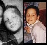 {*Left.. Elvis when he was 9 - & his daughter Lisa Marie Presley on the right when she was 9 :) Gorgeous pic*}