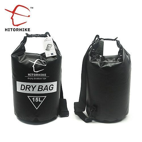 Multifunctional 15L 25L Durable Ultralight Waterproof Outdoor Swimming Rafting Dry Bag
