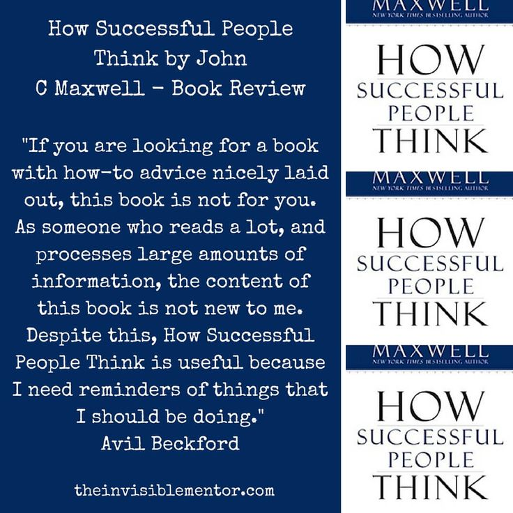 how to think book review