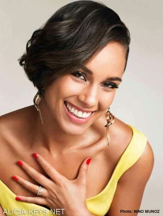 Alicia Keys- Philanthropist for Keep a Child Alive and former AKA lady
