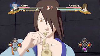 NARUTO SHIPPUDEN ULTIMATE NINJA STORM 3 - UTAKATA GAMEPLAY - PS3 XBOX 360