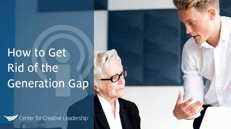 As a leader, you now have the opportunity — and obligation — to let go of your assumptions about generational differences.