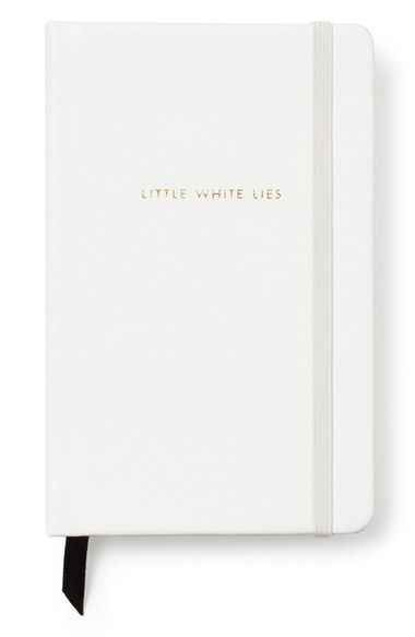kate spade new york 'take note - medium' notebook available at #Nordstrom