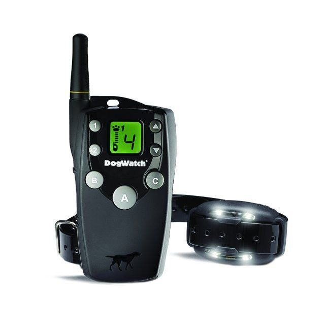 The BigLeash Remote Dog Training Collar DW6857 is a safe and effective training tool with more user-friendly features than other remote trainers. It is the only remote trainer with digital FM technolo