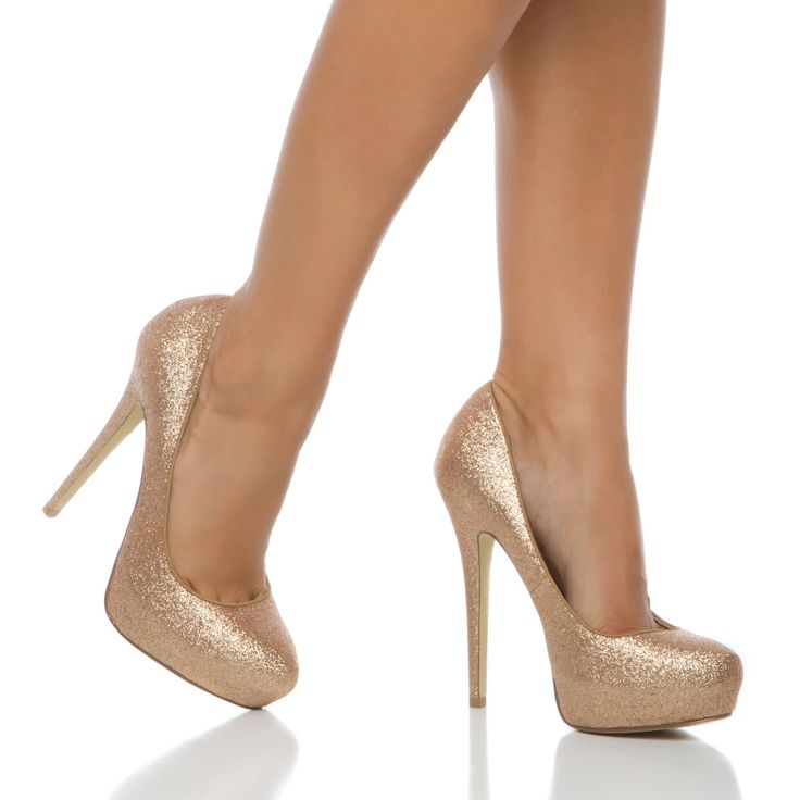 New Years Eve Satin Shoes