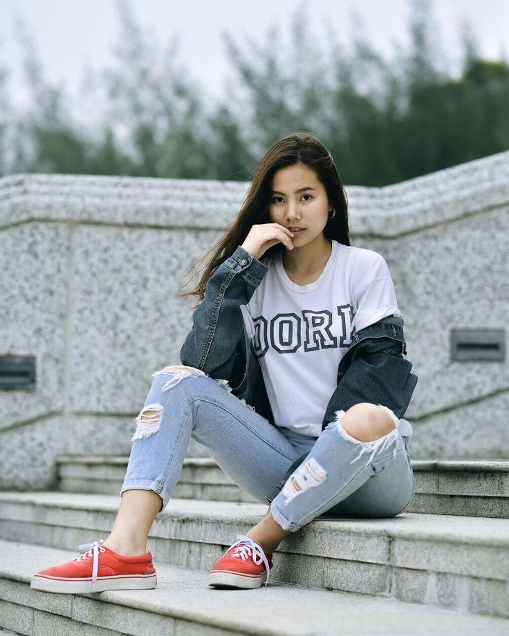 OOTD girl