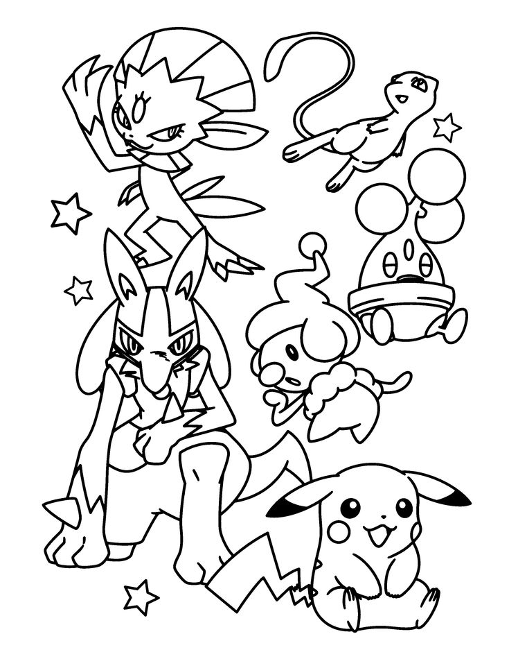 1399 Best Lineart Pokemon Detailed Images On Pinterest - pokemon coloring pages ex