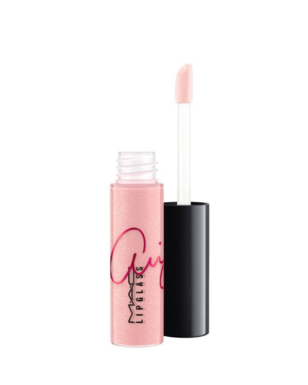 Ariana Grande's shade of Viva Glam Lipglass. Her good, good shimmering pink in M·A·C's much-loved Lipglass formula. Wear it alone or over Lipstick. Every cent of the selling price goes toward helping