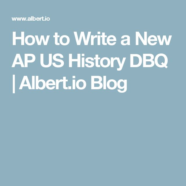 ap us history civil war dbq Given the recent 2015 changes to the revised ap us history exam, having the opportunity to submit real dbq essays to trained ap exam graders who actively grade thousands of dbqs as part of their profession is an excellent opportunity.