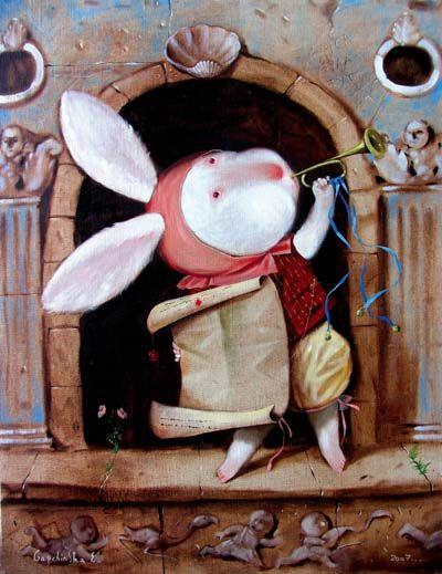 AliceManiA: Алиса в стране чудес | Евгения Гапчинская (2008г.)