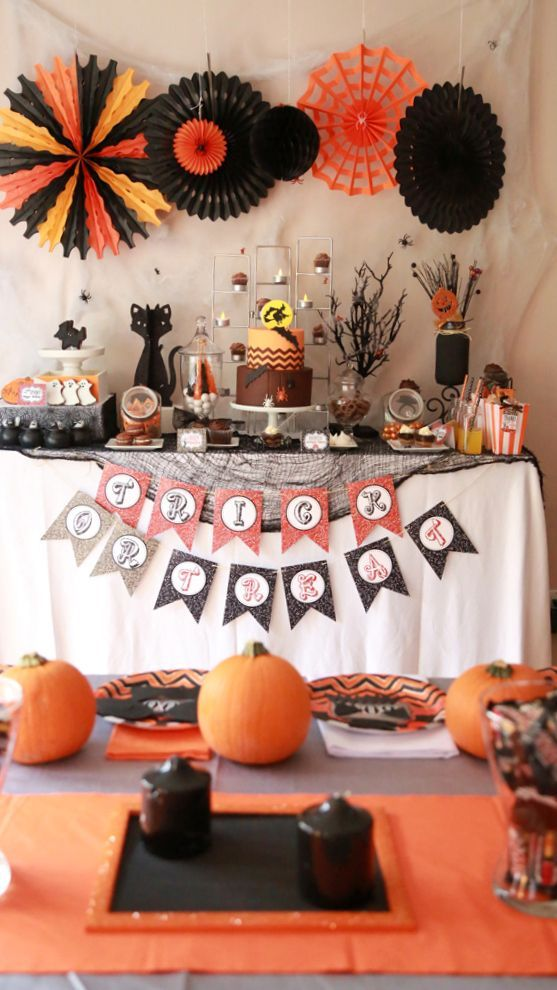 Souvent 424 best Halloween Party {Church} images on Pinterest | Halloween  BT49