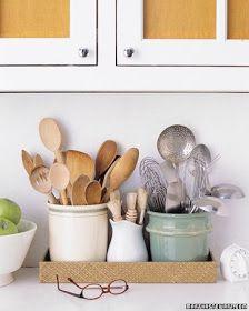 kreyv: Kitchen Styling