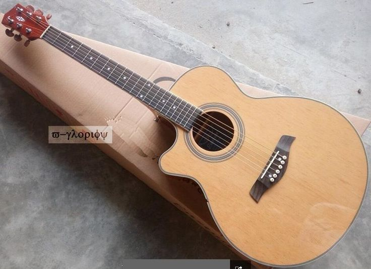 158.00$  Watch now - http://ali10q.worldwells.pw/go.php?t=32758227850 - left hand electro acoustic guitar free shipping