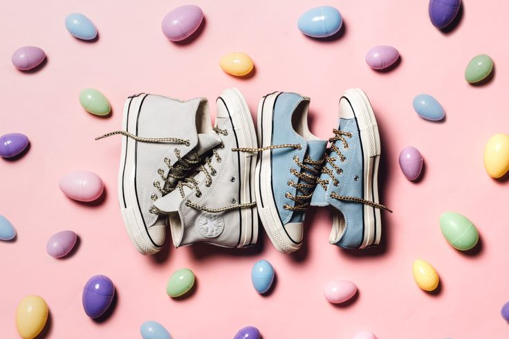 Converse All Star Chuck '70 'Easter Egg' Pack – Feature Sneaker Boutique