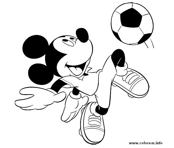 Disney Coloring Pages For Kids Printable