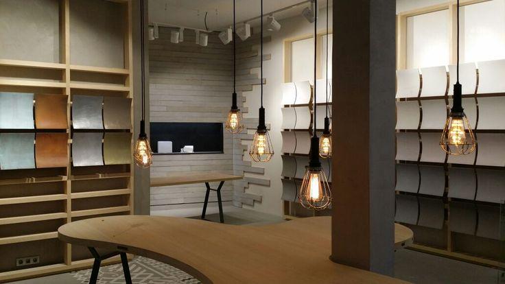 Cement Design Francisco Silvela (Madrid) #cementdesign #showroom #shop #spain #inspiration #architecture #design