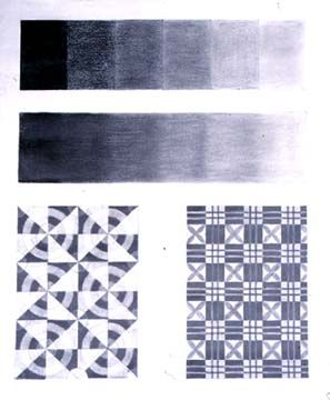 Drawing Exercise 2: Create a pattern with value (Day 4-Value; Day ...
