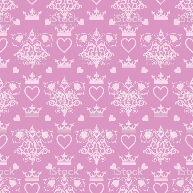 Ретро обои фон розовый Сток Вектор Стоковая фотография