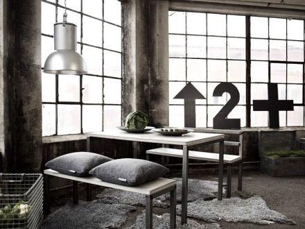 decovry.com - Grafitgra | Scandinavisch Industrieel Meubilair