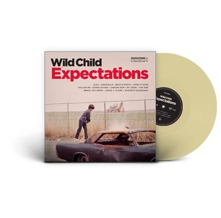 Expectations (AUSTIN Exclusive Buttercream Deluxe Vinyl)