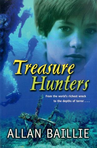 Image result for treasure hunters allan baillie