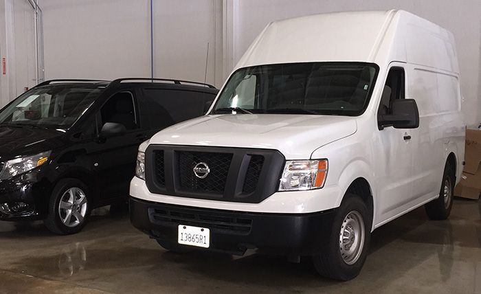 Your Nissan NV deserves the best body shop around San Leandro after an accident. Bring your Nissan NV into European Collision Commercial for all collision repair, and get your vehicle restored to factory condition!