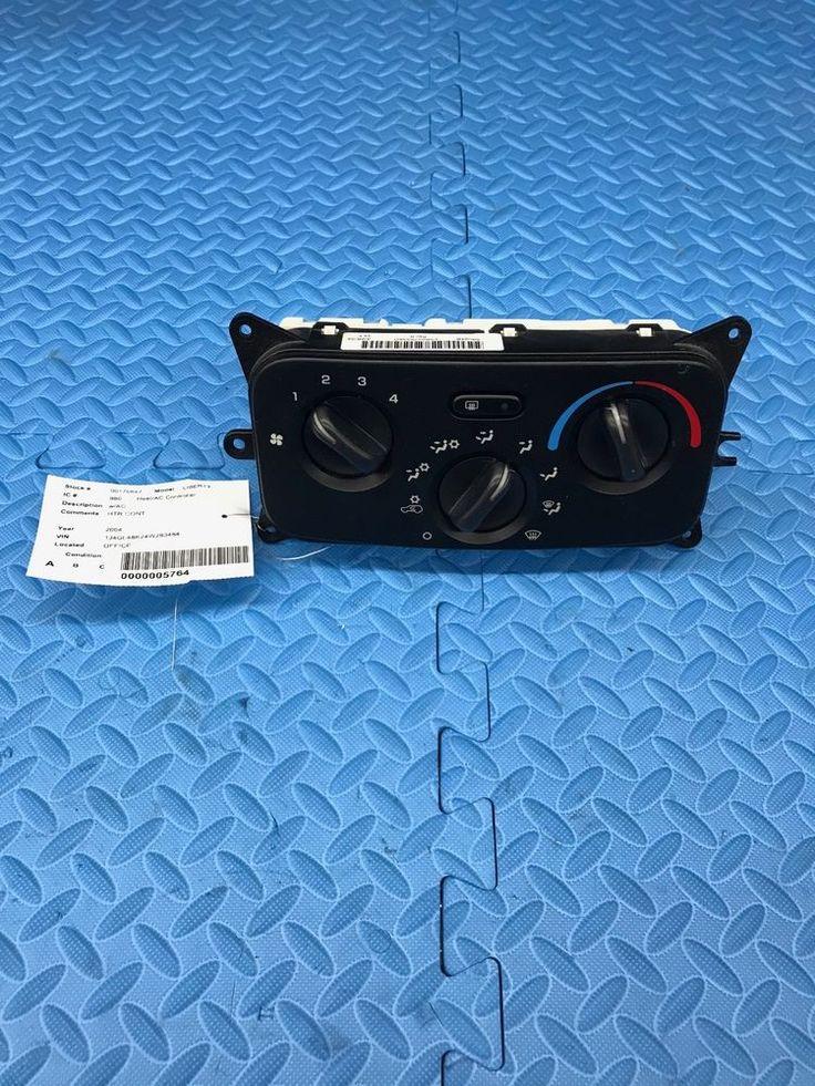Genuine Mopar Jeep Part A/C Heater Fan Blower Climate Control Unit P55037533AD #Mopar
