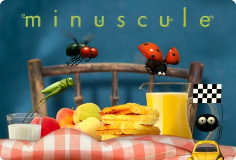 Minuscule: The Private Life of Insects, the newest app from Fingerprint, has landed in the App Store!  Download it for free today!  https://itunes.apple.com/us/app/minuscule-private-life-insects/id616285229?mt=8