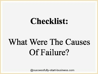 A checklist for business recovery plans on  http://www.successfully-start-business.com/business-recovery-plans.html
