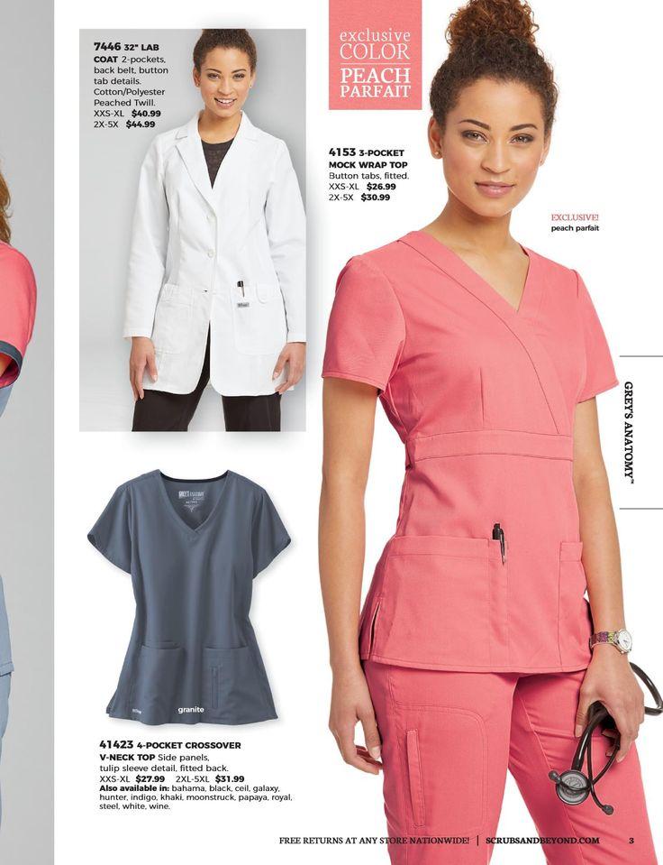 Scrubs Catalog   Nursing Uniforms Catalog - Scrubs and Beyond