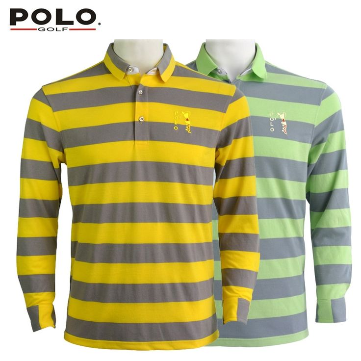 (46.25$) Watch here - Brand Polo Authentic Golf Shirts Mens Clothes Long  Sleeve