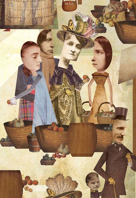 Illustration by Daniel Bueno.
