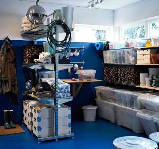 Garage Ikea Garage Organization Pinterest Garage And
