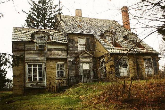Ohio Abandonment by Equinox27, via Flickr