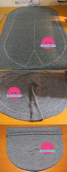 Шьем шапку на весну – мастер класс с фото - Шитье для новичков - Выкройки для детей - Каталог статей - Выкройки для детей, детская мода
