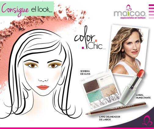 Consigue el Look Color Chic